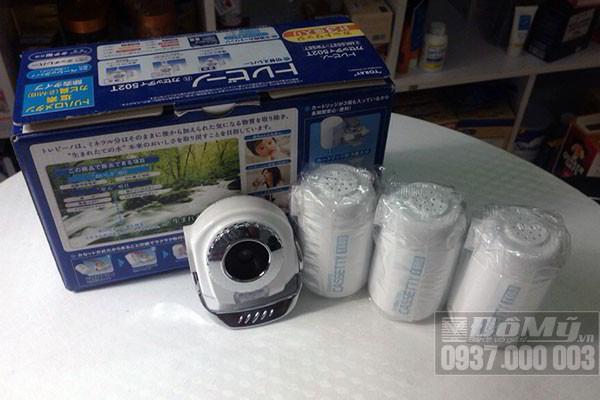 Máy lọc nước mini nội địa Nhật Bản Toure Torebino Kasetti 305T