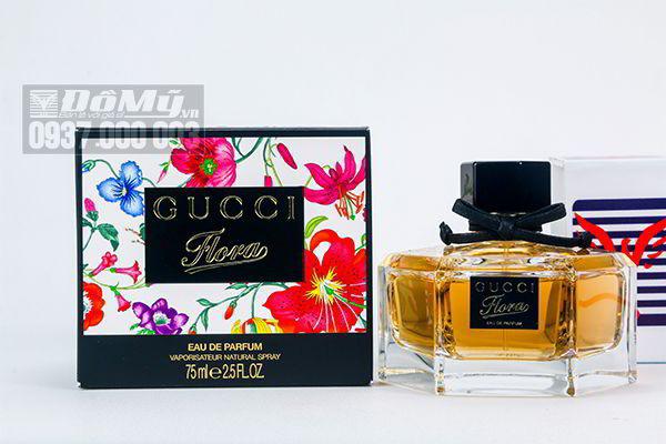 Nước hoa nữ Flora By Gucci EDP của Ý