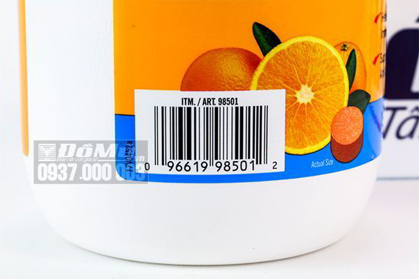 Viên Uống Vitamin C 500mg Kirkland Signature 500 Viên
