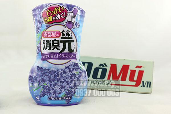 Hộp sáp thơm phòng khử mùi của Nhật Bản ShoshuGen