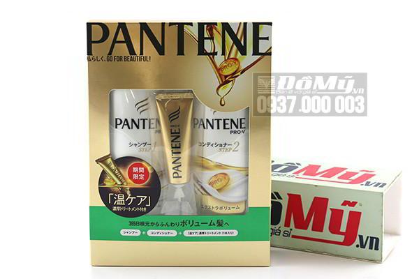Bộ sản phẩm chăm sóc tóc Pantene ProV của Nhật Bản