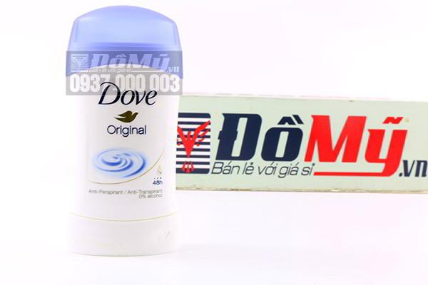 Lăn khử mùi diệt khuẩn 48h Dove Original 40ml dạng sáp của Nga