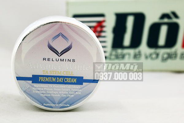 Kem dưỡng trắng da ban ngày Relumins Premium Day Cream