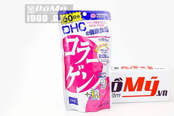 Viên uống Collagen DHC 360 viên Nhật