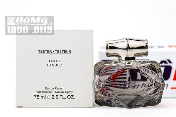 Nước hoa nữ Gucci Bamboo EDP 75ml tester