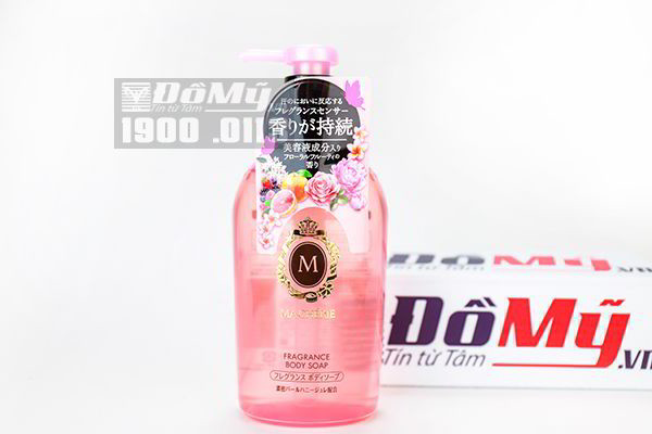 Sữa Tắm Shiseido Macherie 450ml Made in Japan