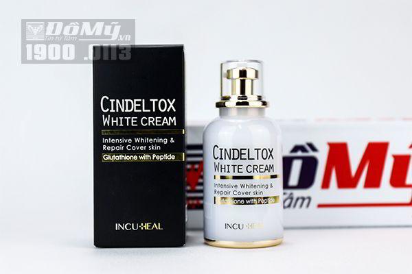 Kem truyền trắng Cindel Tox White Cream