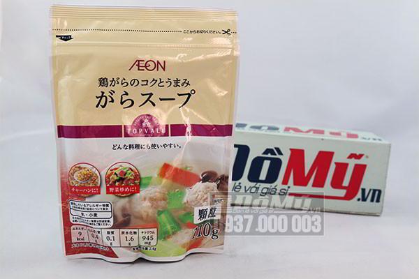 Bột nêm của Nhật Topvalu Aeon loại 110g