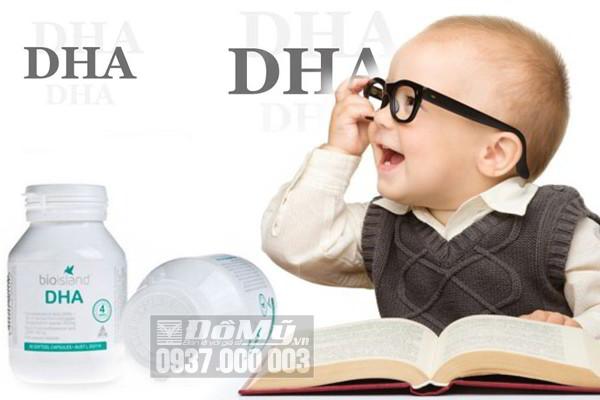 Viên uống Bio Island DHA hỗ trợ trí não của Úc