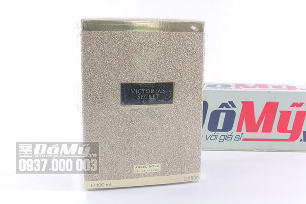 Nước hoa nữ Victoria's Secret Angel Gold Eau De Parfum 100ml của Mỹ