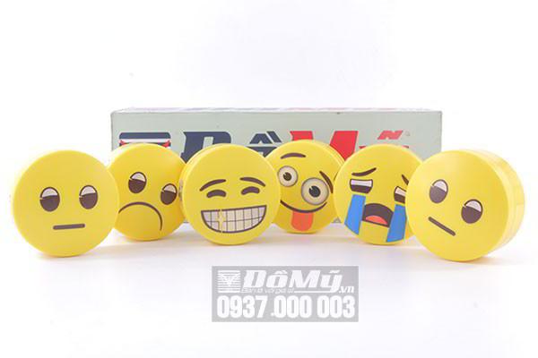 Phấn bột kiềm dầu Innisfree No Sebum Mineral Powder Emoji Limited Edition 5g của Hàn Quốc