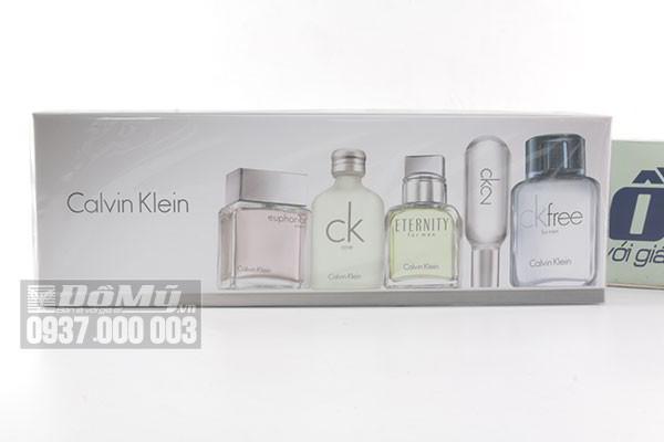 Set nước hoa nam mini Calvin Klein Men của Mỹ