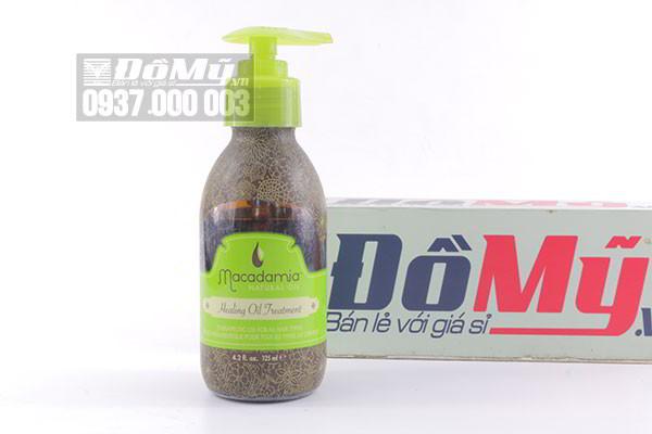 Tinh dầu dưỡng tóc Macadamia Healing Oil 125ml của Mỹ