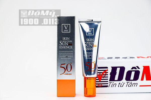 Kem chống nắng Fau Skin Solution Sun Essence SPF 50 / PA ++++