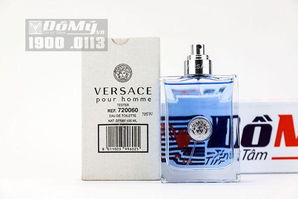 Nước hoa Versace Pour Homme (tester)