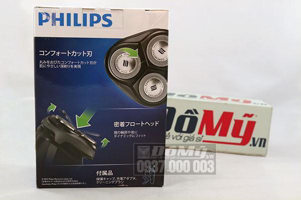 Máy cạo râu khô và ướt Philips PT761/14 của Nhật Bản