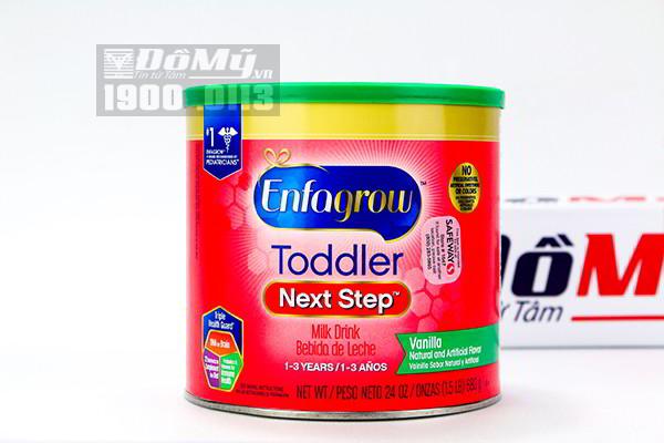 Sữa Enfagrow Older Toddler Vanilla số 3 của Mỹ cho trẻ từ 1-3 tuổi