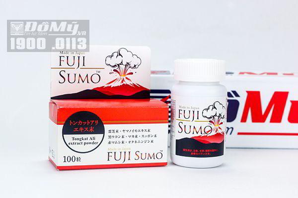 Công dụng và liều dùng viên uống tăng cường sinh lý Fuji Sumo
