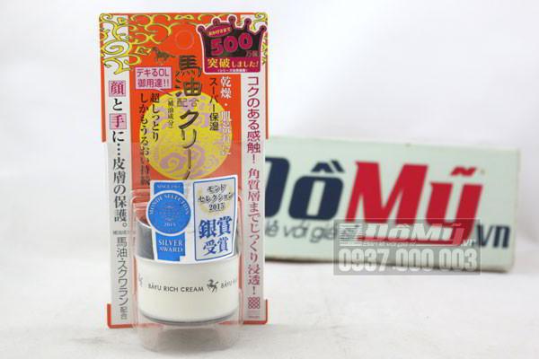 Kem dưỡng ẩm Meishoku Bayu Rich Cream 30g của Nhật Bản