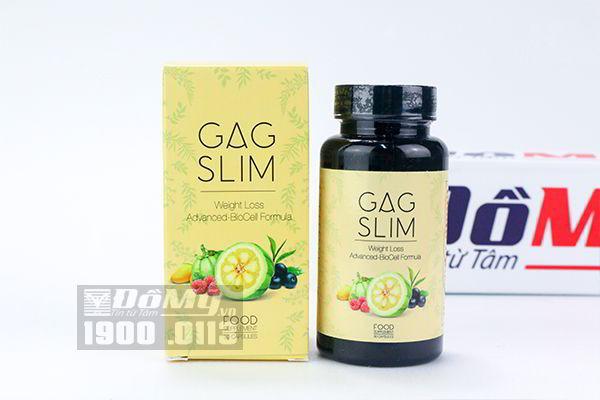 Viên uống giảm cân GAG SLIM