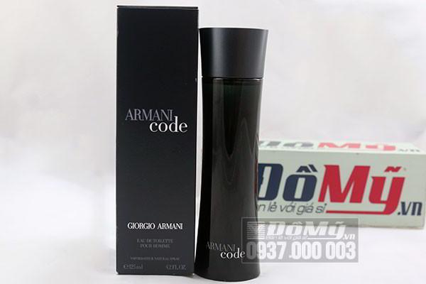 Nước hoa nam GIORIO ARMANI CODE 125ml