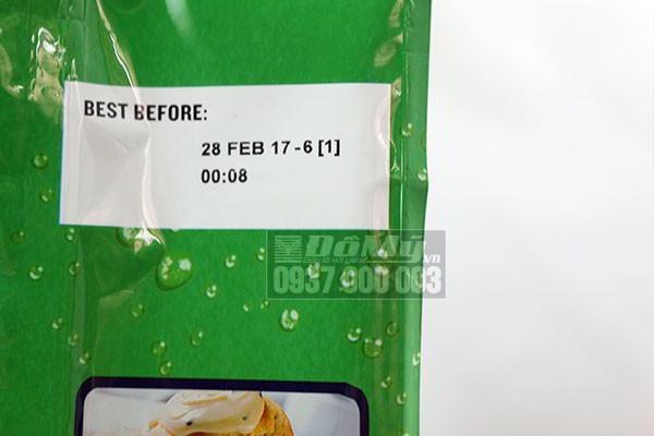 Sữa bột Tách Kem Devondale (Túi 1kg) Của Úc ( màu Xanh Lá)