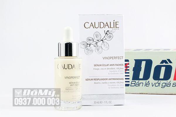 Serum trị nám trắng da Caudalie Vinoperfect Serum Anti Taches 30ml của Pháp