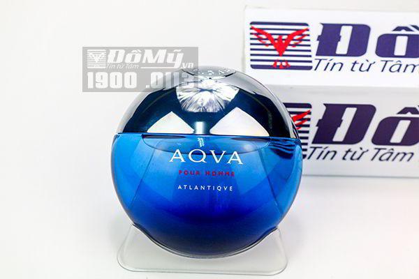 Nước hoa Bvlgari Aqva Pour Homme Atlantiqve 100ml (Tester)