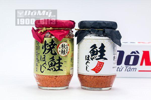 Ruốc trứng cá hồi Nhật Bản lọ 140g