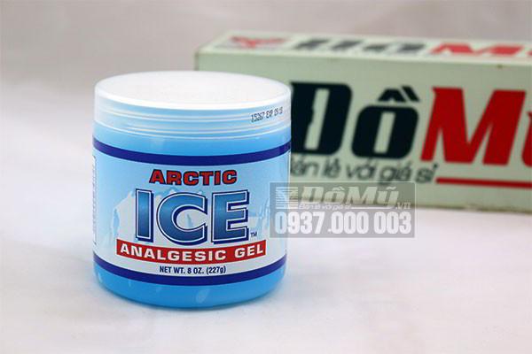 Dầu lạnh xoa bóp giảm đau Arctic Ice Analgesic Gel 227g của Mỹ