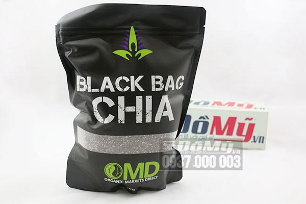 Hạt Chia Úc Black Bag Chia 1kg của Úc