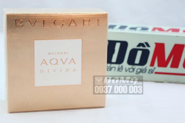 Nước hoa Aqva Divina Bvlgari for women Bvlgari 65ml của Ý