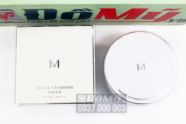 Phấn nước Missha M Magic Cushion SPF 50+ PA+++ của Hàn Quốc