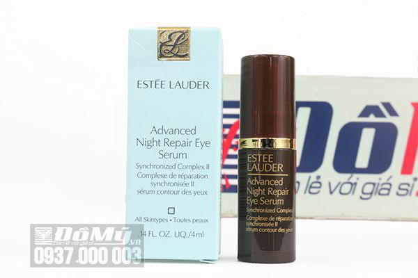 Tinh chất dưỡng da giảm thâm bọng mắt Estee Lauder Advanced Night Repair Eye Serum 4ml của Mỹ