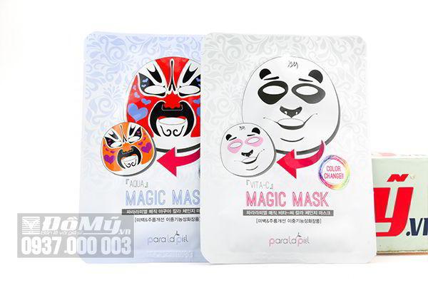 Mặt nạ Paralapiel Macgic Mask của Hàn Quốc
