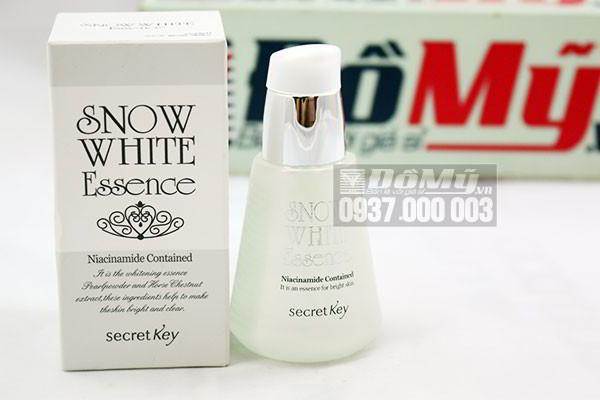 Tinh chất dưỡng da Secret Key Snow White Essence 30ml của Hàn Quốc