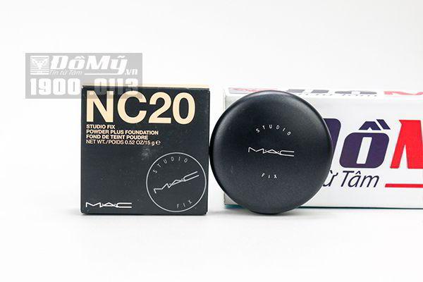 Phấn MAC Studio Fix Powder Plus Foundation NC20