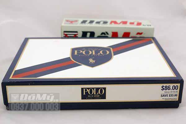 Set nước hoa Ralph Lauren Polo Blue Sport từ Mỹ