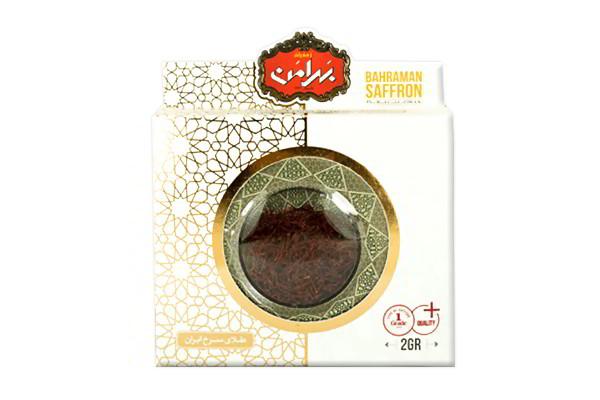Nhụy hoa nghệ tây Saffron Red Gold Iran Bahraman