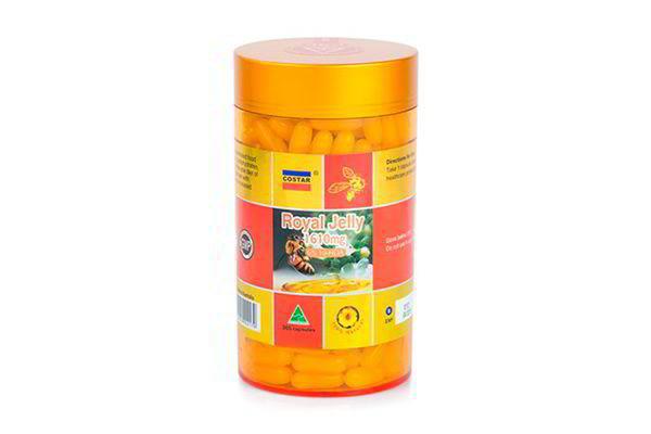 Sữa Ong Chúa Royal Jelly Costar (1610mg x 365 viên)