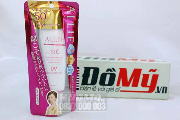Kem chống nắng Kanebo Allie UV Long Keep Gel 60g từ Nhật