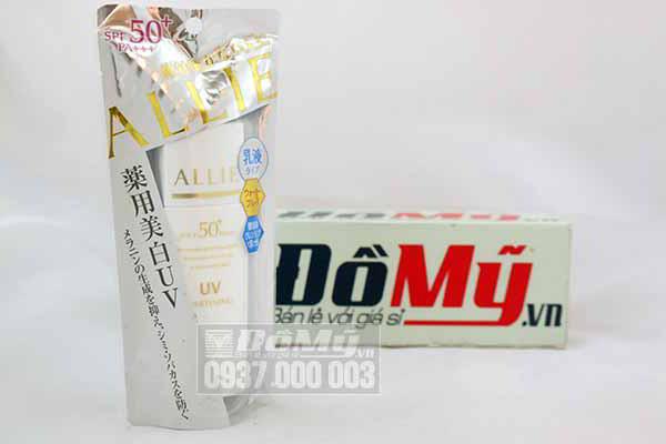 Kem chống nắng Kanebo Allie SPF50/PA+++ 60ml từ Nhật