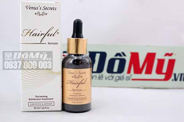 Serum kích thích mọc tóc, chống rụng tóc Hairful Victoria Secret của Mỹ