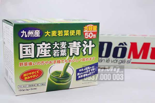Thức uống bột yến mạch Nhật Bản Plant Enzyme Green Juice