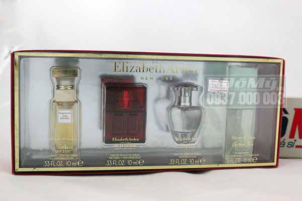 Bộ 4 sản phẩm nước hoa Elizabeth Arden 15ml từ Mỹ