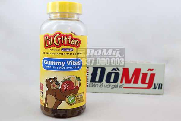 Kẹo bổ sung Vitamin Gummy Vites cho bé của Mỹ