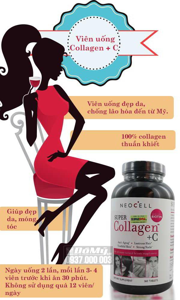 collagen 360 vien