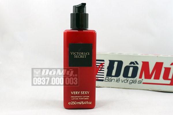 Dưỡng thể Body Lotion Victoria Secret Very Sexy 250 ml của Mỹ