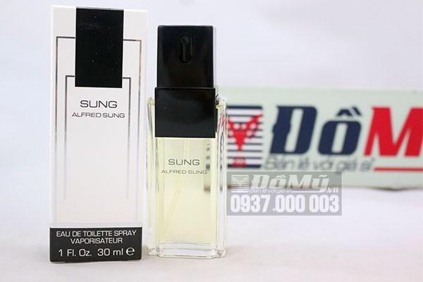 Nước hoa mini nữ Alfred Sung 30ml của Mỹ