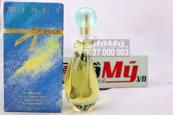 Nước hoa nữ  Giorgio Beverly Hills Wings 90 ml của Mỹ